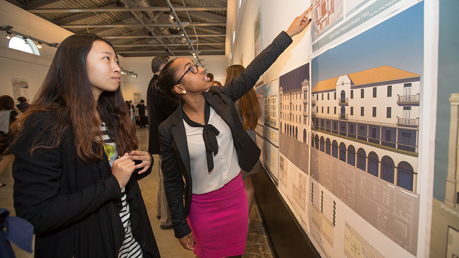 Students Transform Industrial Site Into Hialeah's Own Midtown Miami