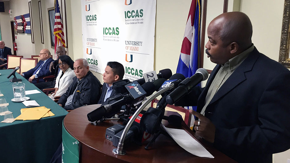 As U.S.-Cuba Relations Thaw, ICCAS Hosts Historic Meeting