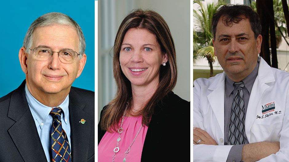 Three Noteworthy Professors Honored