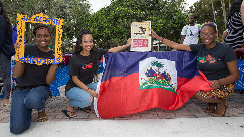 Haitian Culture Week Gets Underway