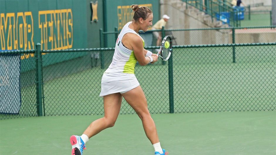 Wagner's NCAA Singles Run Ends in Semifinals