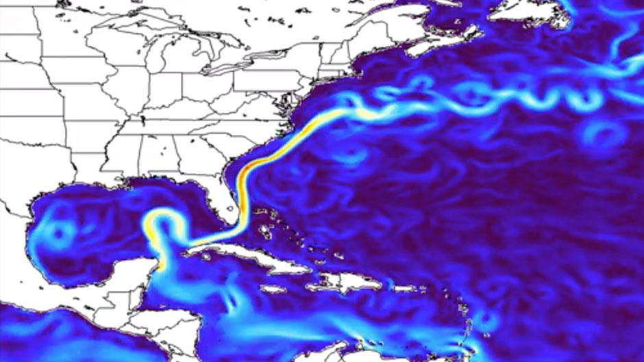 UM Researcher Helps Provide Extended Weather Forecasts to U.S. Navy