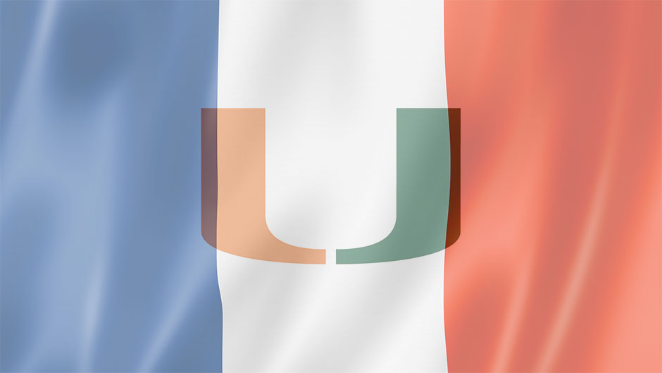 UM Stands in Solidarity with France