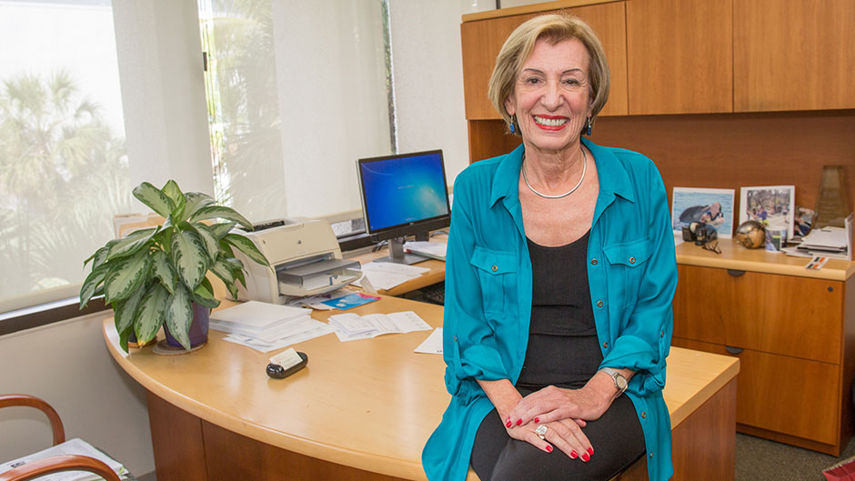CHP Founder Takes the Next Step in Her Career