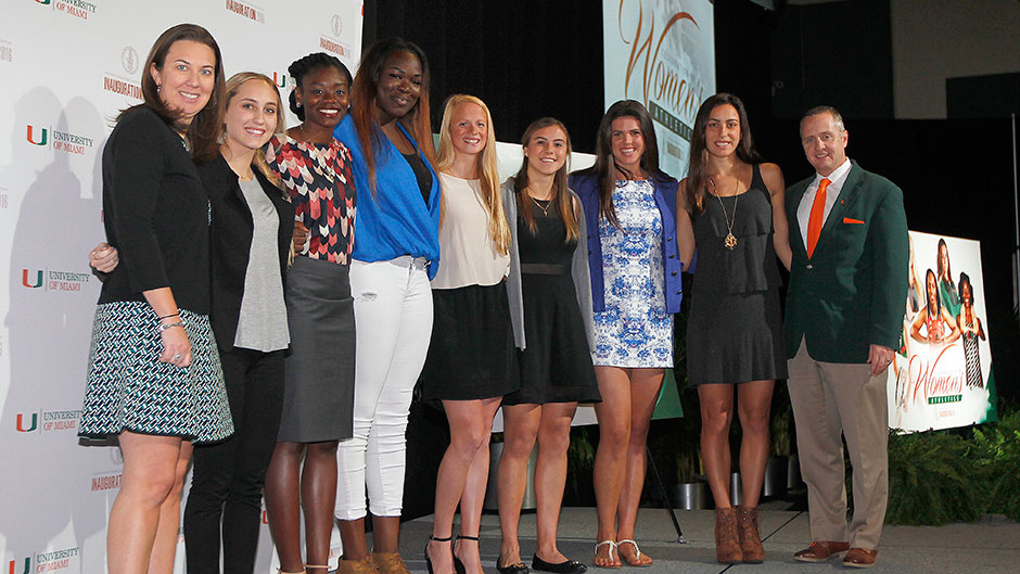 Celebration of Women's Athletics luncheon