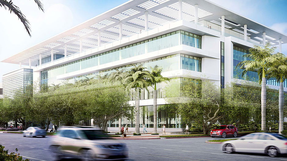 UHealth Coral Gables in The Lennar Foundation Medical Center