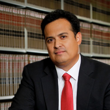 Sergio Campos, professor of law in the University of Miami School of Law