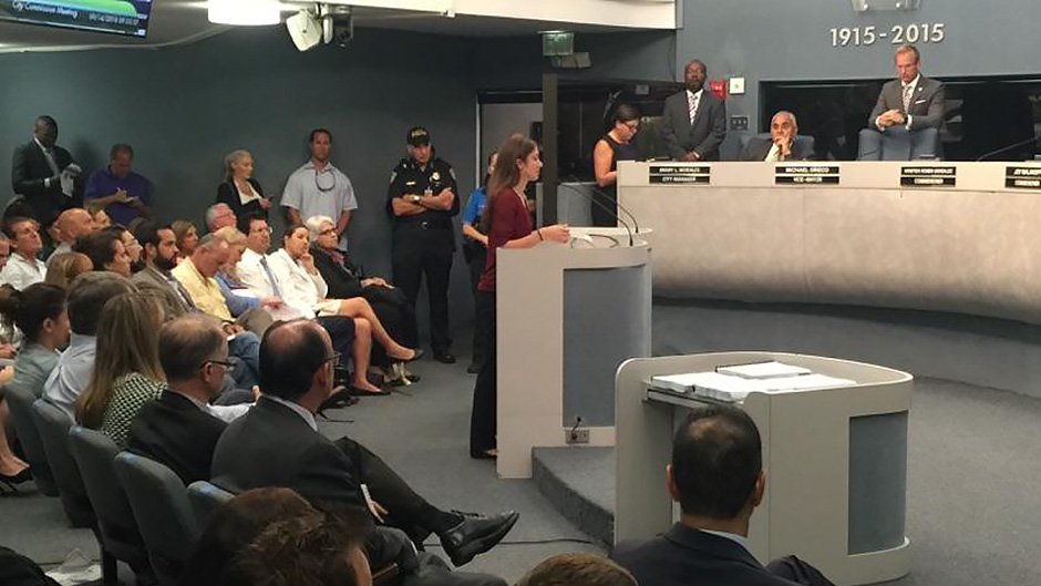 Miami Beach Zika Hearing