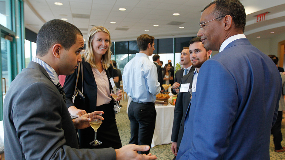 Networking For Careers on Wall Street