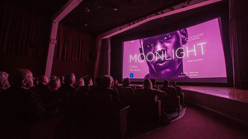 Moonlight screening