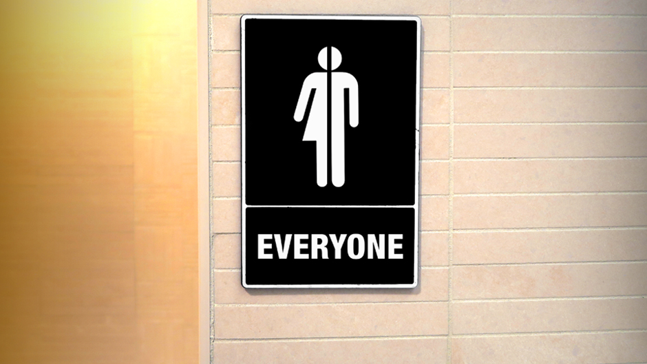 gender-neutral and inclusive restrooms