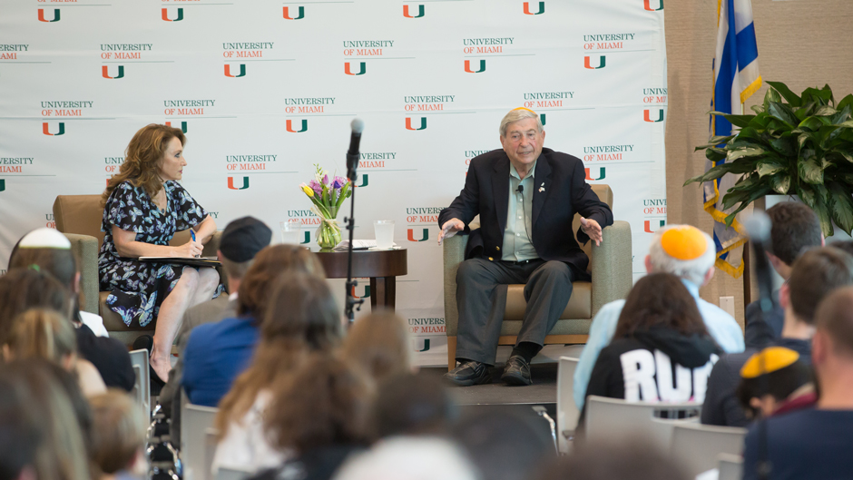 Holocaust Remembrance Day, University of Miami, UM Hillel