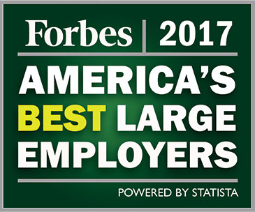 Forbes Best Employers