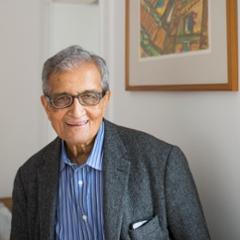 Nobel Laureate Amartya Sen