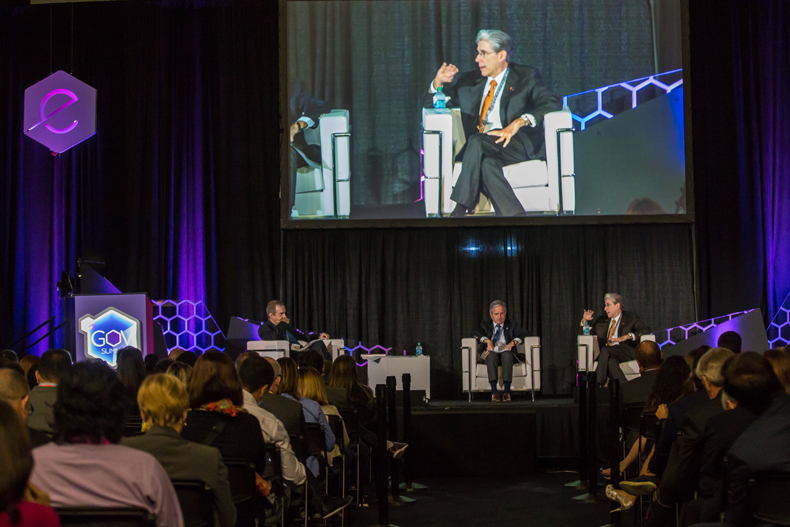 eMerge Americas, Innovation in the Americas, Julio Frenk, UM President
