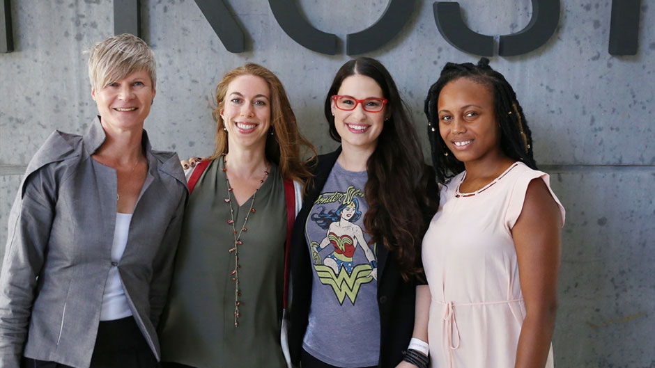 Wonder Women of Science