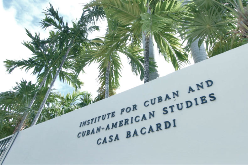 Institute for Cuban and Cuban-American Studies, ICCAS, University of Miami, Cuba studies