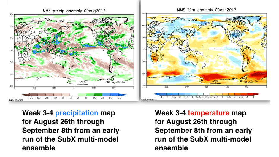 Week 3-4 Forecast Model