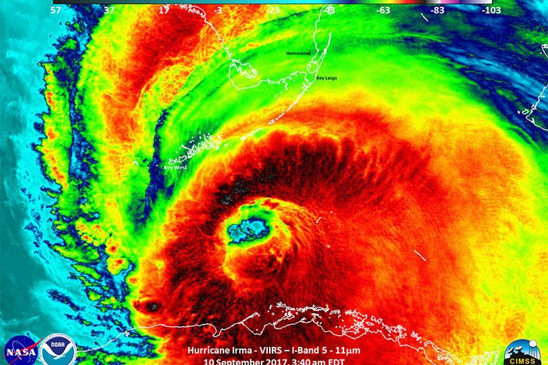 Image Credits: NASA/NOAA/UWM-CIMSS, William Straka