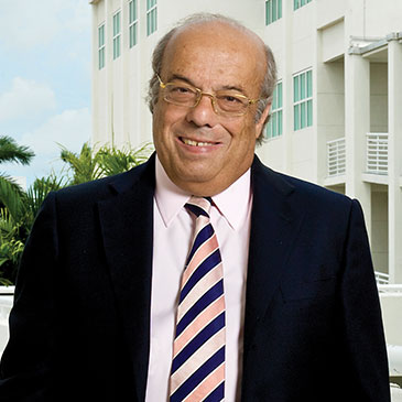 "UM Trustee and Philanthropist Robert ""Bob"" Mann"
