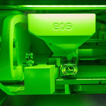 J&J 3D printer