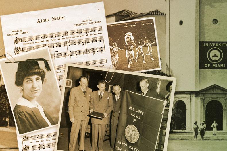 Alma Mater, Homecoming