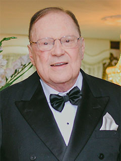 Emeritus Trustee and Alumnus M. Lee Pearce