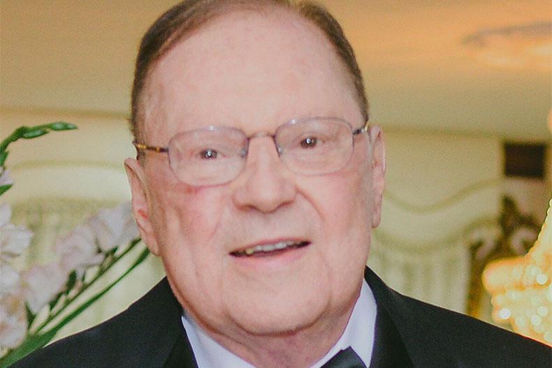 Emeritus Trustee and Alumnus M. Lee Pearce