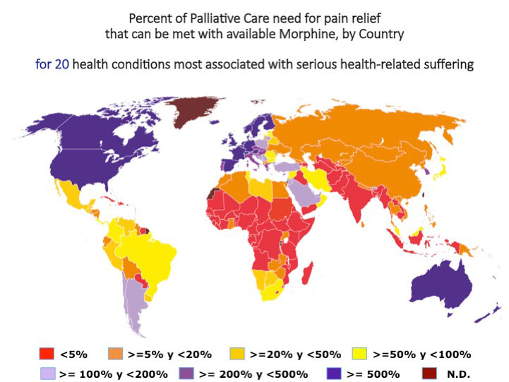 The Lancet Commission on Global Access to Palliative Care and Pain Relief