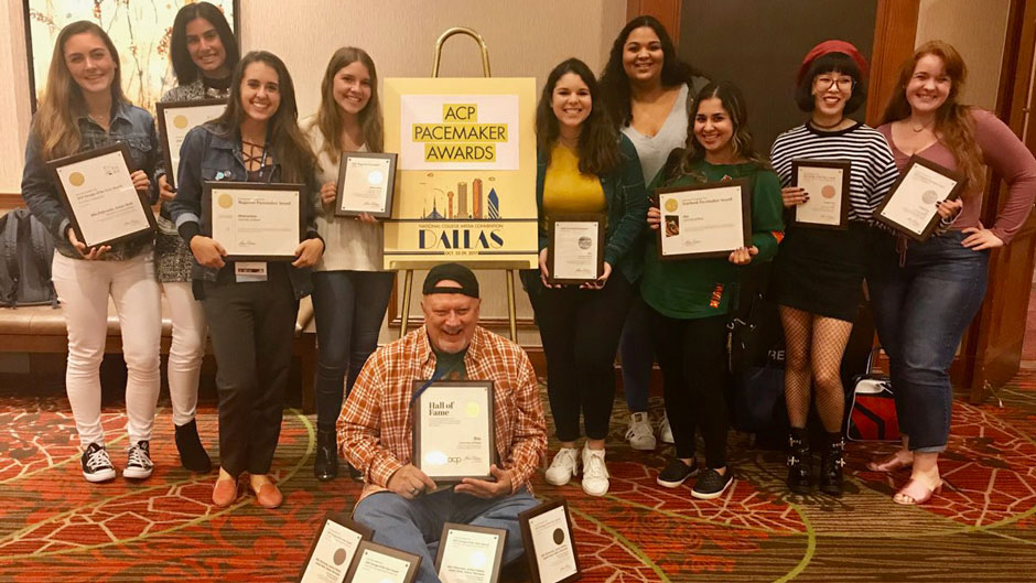 SoC Awards, Ibis Yearbook, Distraction Magazine