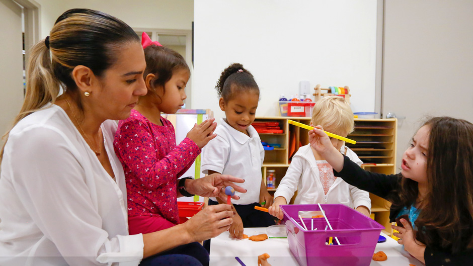 A Preschool That Strives To Make A Difference