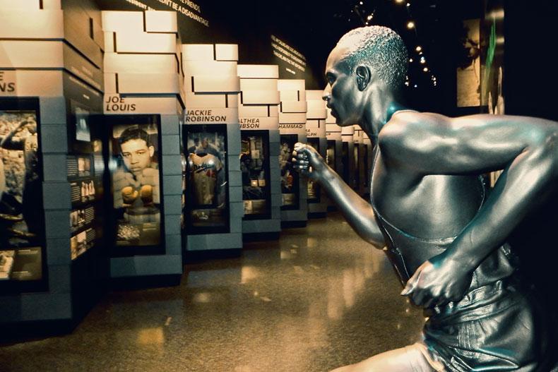 National Museum of African American History and Culture (NMAAHC) in Washington, D.C.