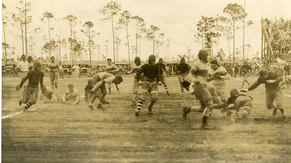 Football Flashback: 'Canes vs. Cuba