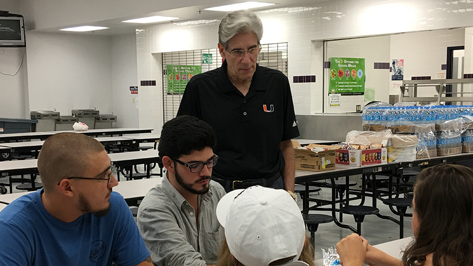 Safeguarding Students Amid Irma