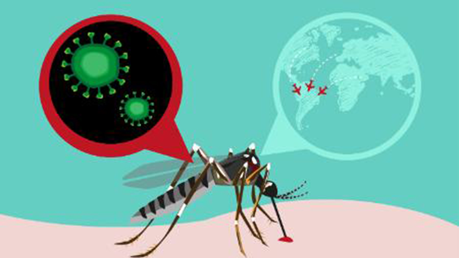 Contagion in Popular Places: From Zika to Political Extremism