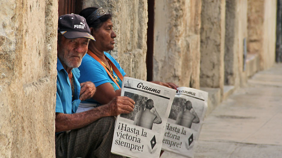 Transition of Power in Cuba