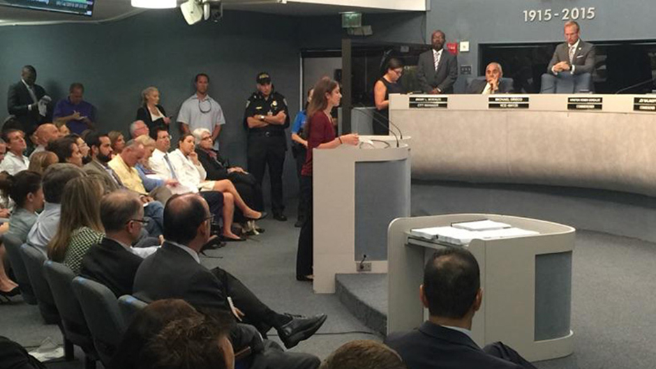 UM Experts Testify at Miami Beach Hearing