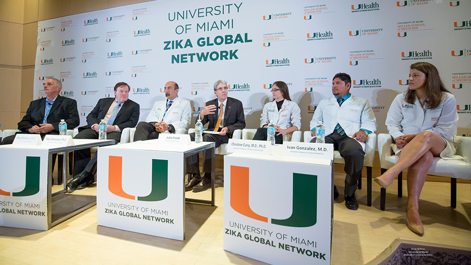 UM Hosts Panel Discussion on Zika