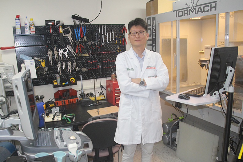 Doyoung Chang robotics lab