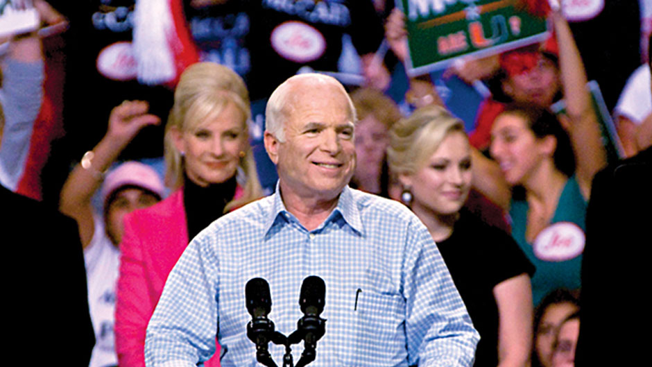John McCain: A national hero