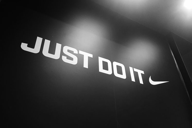 Just Do it Logo