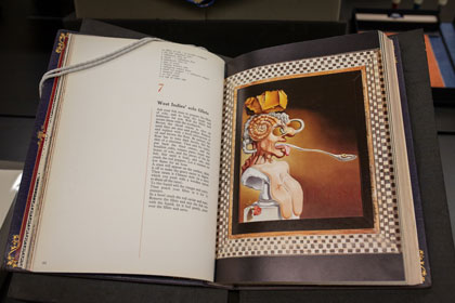 Dali cookbook