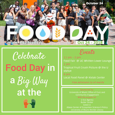food day graphic