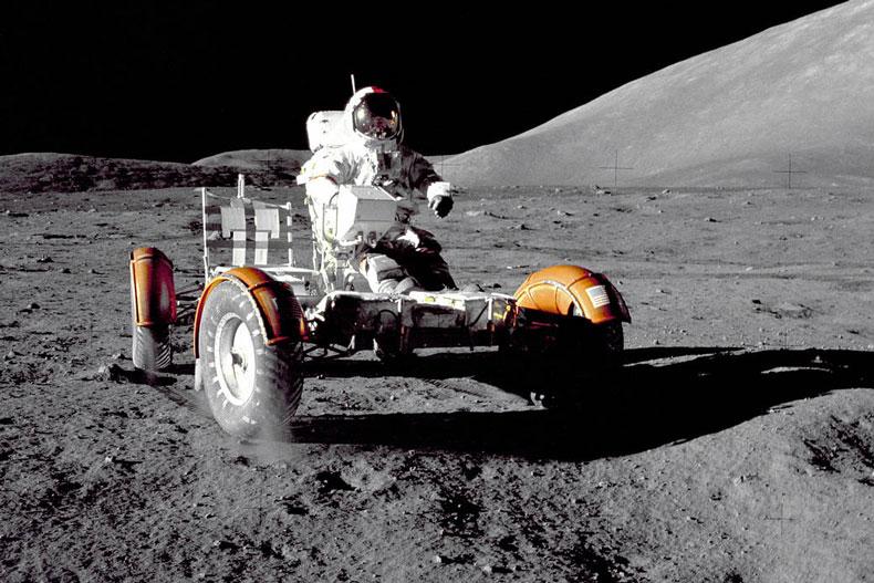 Apollo 17 mission