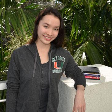Rhodes Scholar Kristine Yao