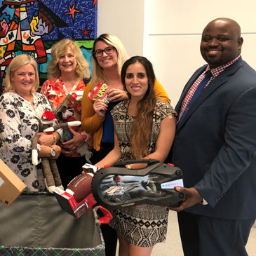 Dean of Students Office Holiday Toy Drive