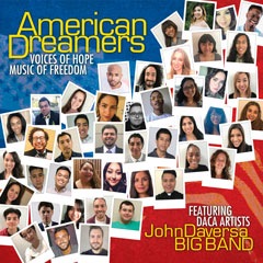 American Dreamers album cover