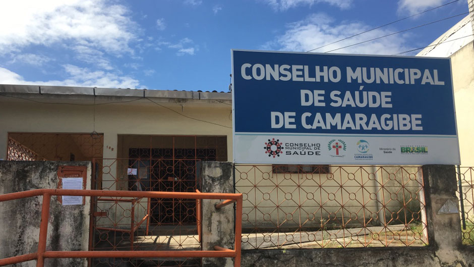 Municipal Health Council in Camaragibe, Brazil
