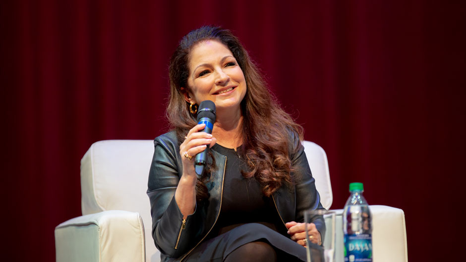 Gloria Estefan shares ...