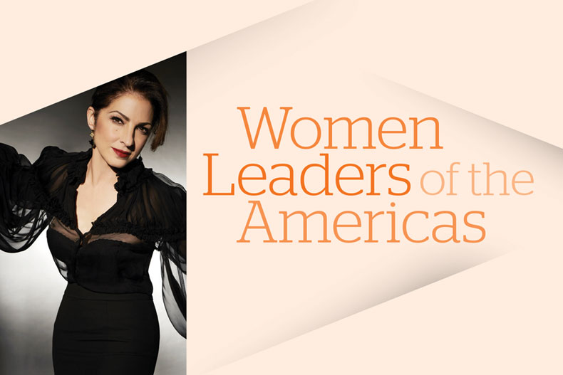Women Leaders of the Americas graphic